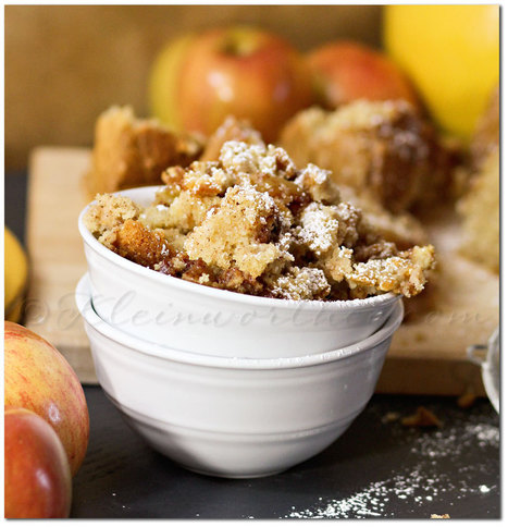 Apple Cake Crumble   Recipes   Scoop.it