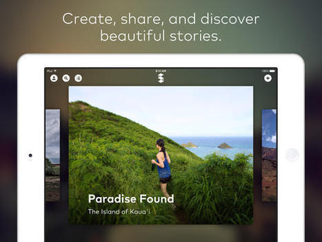 Storehouse - Visual Storytelling for iPads | Digital Marketing News & Trends... | Scoop.it