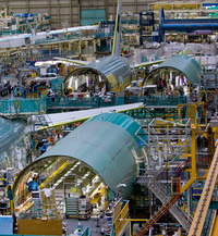 Boeing Must Add 787 Line After Union Retaliation | Boeing Commercial Airplanes | Scoop.it