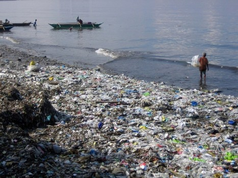 By 2050, there will be more plastic than fish in the world's oceans, study says | Green Living | Scoop.it