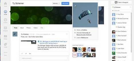 Google+ gets a complete facelift | Online Marketing Resources | Scoop.it