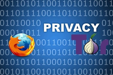 Mozilla and TOR join forces to improve online privacy - Hack Read | News in english | Scoop.it