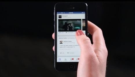 Facebook annonce les vidéos sponsorisées en auto-play dans le Fil d'actualité | Animer une communauté Facebook | Scoop.it