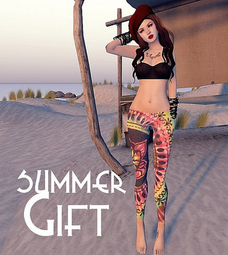 New gift! | Finding SL Freebies | Scoop.it