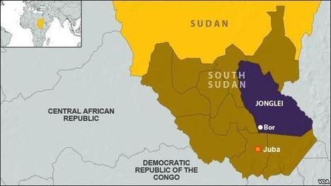 Rights Group Calls for Probe After Cluster Bombs Found in South Sudan | Human Rights and the Will to be free | Scoop.it