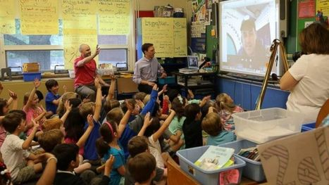 Your Child's Next Field Trip May be Virtual | Technology in Educaton | Scoop.it