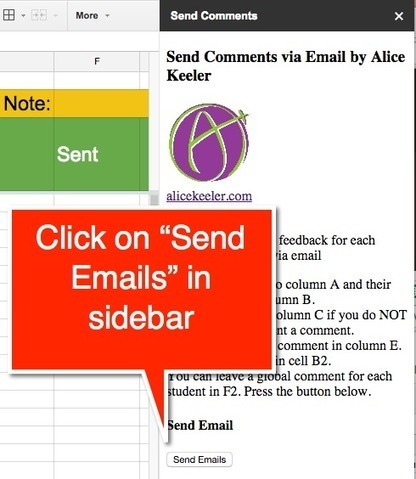 Email Each Student a Note :: Teacher Tech :: Alice Keeler | teaching with technology | Scoop.it