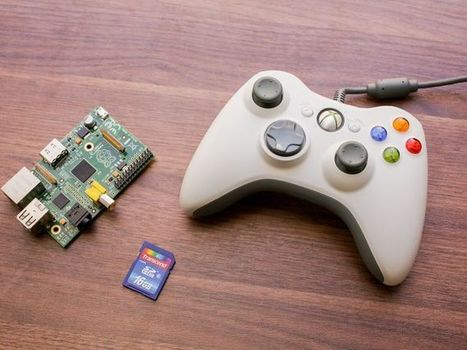 Create a retro game console with the Raspberry Pi | Raspberry Pi | Scoop.it