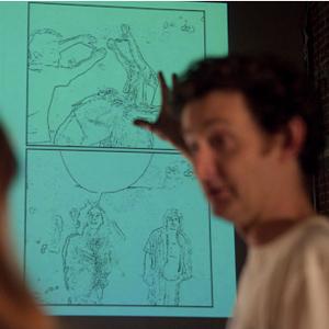 Une installation interactive vous transforme en héros de comics | Cabinet de curiosités numériques | Scoop.it