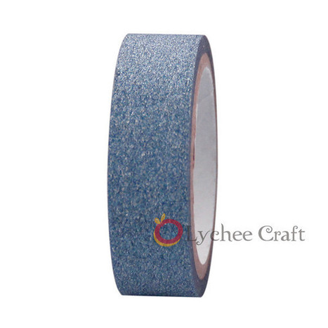 Glitter Sliver Sparkle Flake Vinyl Tape Deco Washi Tapes | Washi Tape | Scoop.it
