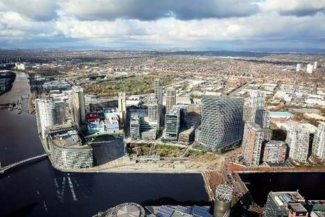 £1bn MediaCityUK expansion approved | Insider Media | UK Real Estate News | Scoop.it