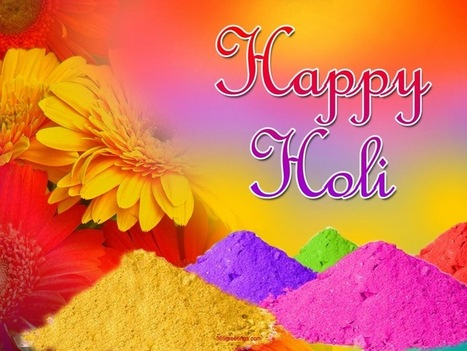 Happy Holi Latest SMS and Messages 2014, Get Latest Holi SMS here|Wallpapers For You | Happy Holi 2014 | Scoop.it