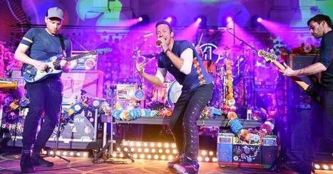 Coldplay : Chris Martin révèle le conseil de Bruce Springsteen pour le Super Bowl - Virgin Radio | Bruce Springsteen | Scoop.it