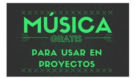 Una web para encontrar música gratis para nuestros proyectos | El safareig de la imatge i el so | Scoop.it