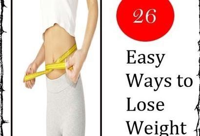 Easy Ways to Lose Weight 26 Method | Fashioninwomen | Scoop.it