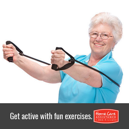 Components of a Balanced Senior Exercise Plan   Home Care Assistance of Boca Raton   Scoop.it