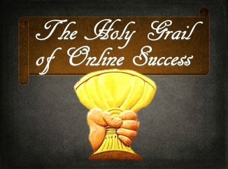 Finding the Online Sales Funnel Holy Grail - @RandyHilarski | Social Media Scoop | Scoop.it