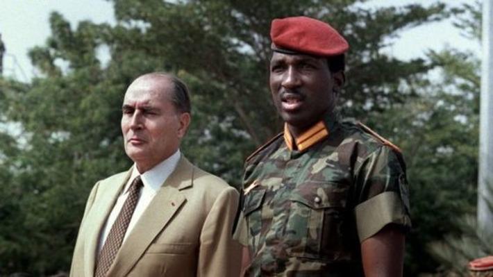 Burkina Faso 'wants France to release Sankara archives'   BBC   Kiosque du monde : Afrique   Scoop.it
