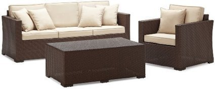 Buy Strathwood Griffen 3-Seater Sofa from Amazone with big Discount | Online Shoping | Scoop.it