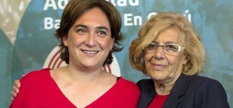 Spanish municipal politics: #Barcelona and #Madrid's new #socialist #mayors are best-rated #politicians in their cities | The uprising of the people against greed and repression | Scoop.it
