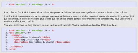 [TUTORIEL] Créer et automatiser un flux RSS 2.0 | Actualité | Scoop.it