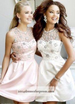 Short White Beaded Open Back Sherri Hill 21323 Dress [short white prom dresses] - $195.00 : Cheap Sequin Prom Dresses2014,Online Tailored Prom Dresses Shop,Homecoming Dresses Cheap | sherri hill prom dresses 2014 | Scoop.it