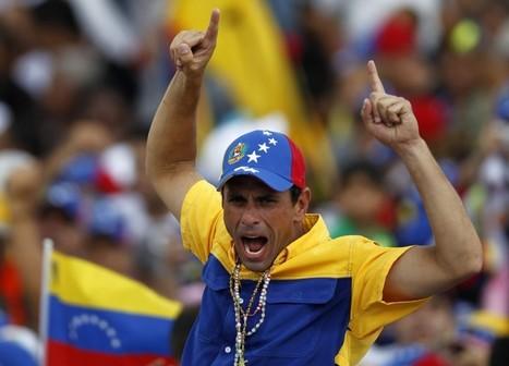 Capriles, la cara viva del fascismo viene a Chile   socialismo   Scoop.it