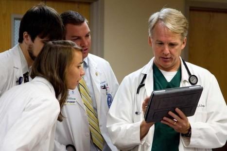 Doctors integrate iPads into practicing medicine | Hopital 2.0 | Health and Biomedical Informatics | Scoop.it