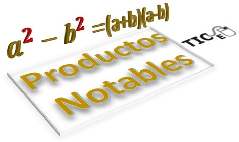 Matemáticas con Tecnología: Special Products Exercises. | Mathematics learning | Scoop.it