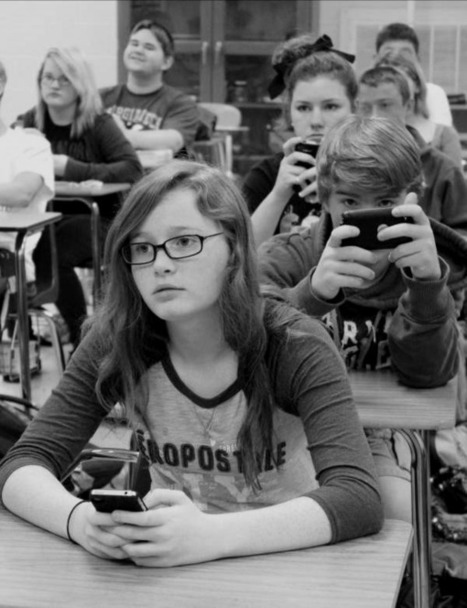 BYOT Strikes up New Conversations @ AHS | Instructional Technology & Random Awesomeness | Scoop.it