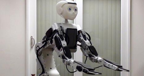 RoNa, le robot assistant pour le personnel des hopitaux | Améliorer la relation médecin-patient grâce au web | Scoop.it