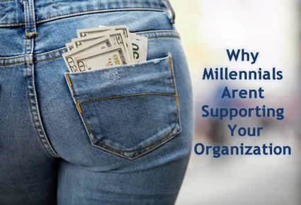 3 REASONS MILLENNIALS ARENT SUPPORTING YOUR ORGANIZATION | Culturational Chemistry™ | Scoop.it