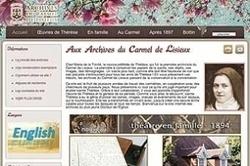 Les archives du Carmel en ligne : généalogie d'une sainte... | Généalogie | Scoop.it