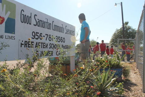 Good Samaritan Children's Garden encourages healthier lifestyle [WITH VIDEO] - The Valley Town Crier | Gardening with Children to Healthy Nutrition | Scoop.it