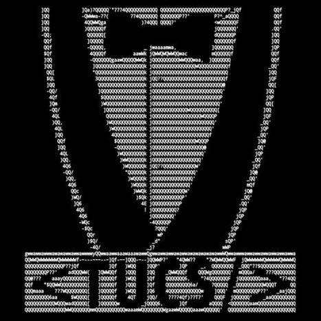 TUCS ASCII Art by chrisjrn | ASCII Art | Scoop.it