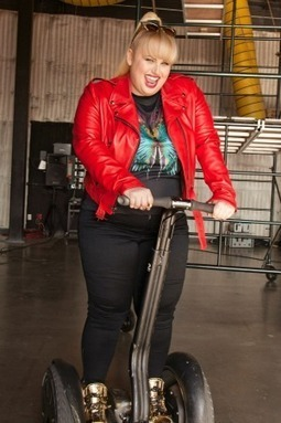 Rebel Wilson Tells Women To Be Happy With How They Look & Not To Conform To Stereotypes | BBW Life | Scoop.it