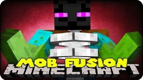 Mob Fusions Mod 1.8.9 | My Pin | Scoop.it