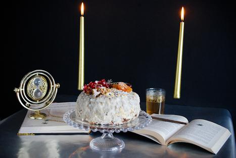 Recette de Noël : le Christmas Cake d'Harry Potter   Geek Au Féminin le Magazine   geekette   Scoop.it