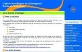 Culture numérique de l'enseignant - Droits et Obligations | Apprentissage en ligne | Scoop.it