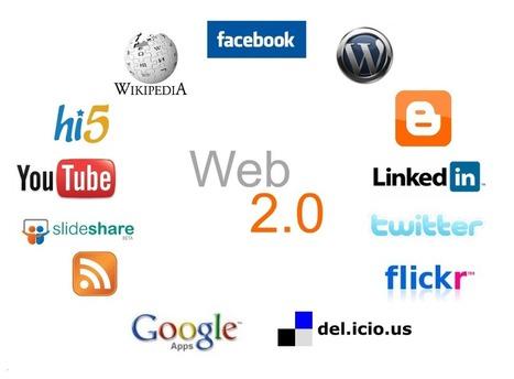 2. Herramientas de la web 2.0 | Educación en-red-a-da | Scoop.it