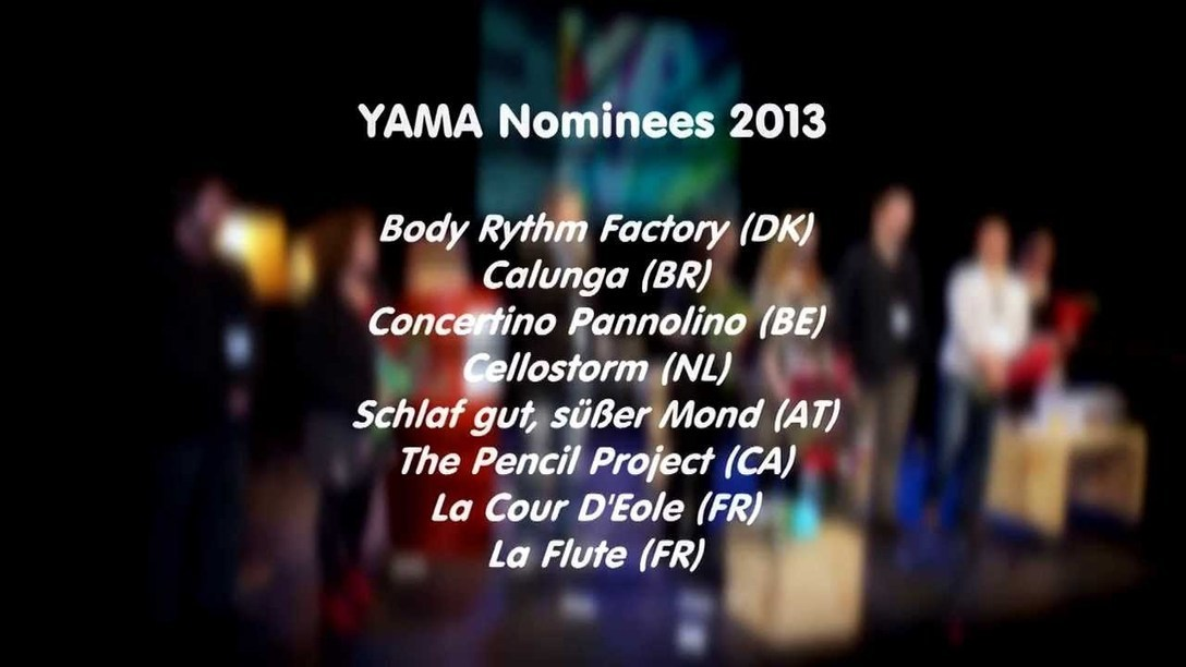YAMA Awards 2013: The Report