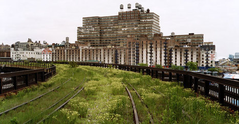 The High Line | Geography Education | Scoop.it