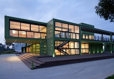 Shanghai Organic Food Farm by Playze | sustainable architecture | Scoop.it