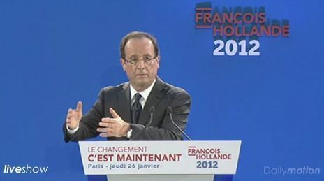 Hollande: «Les classes moyennes n'en peuvent plus...» | Europa | Scoop.it