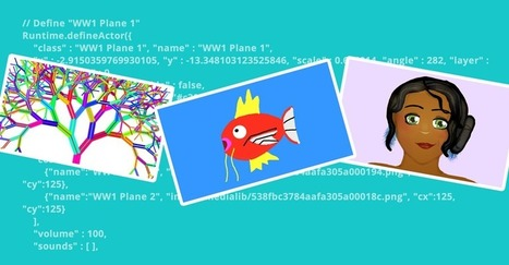 Programming: A 21st Century Creative Medium | Tynker Blog | Research_topic | Scoop.it