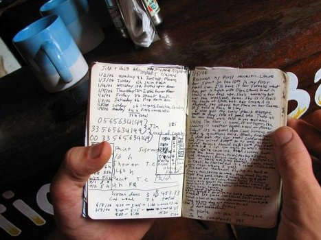 Here's Why Writing Things Out By Hand Makes You Smarter - Business Insider | Neuroscience and visual thinking | Scoop.it