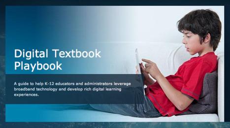Digital Textbook Playbook | FCC.gov | :: The 4th Era :: | Scoop.it