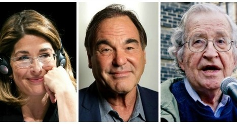 Naomi Klein, Oliver Stone, Noam Chomsky, Others Condemn 'Coup' in Brazil | Global politics | Scoop.it