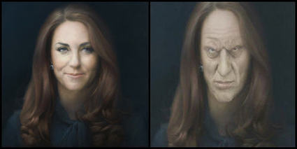 Kate Middleton Portrait Compared to Ghostbusters Villain - News - Bubblews | Weird News and Celebrity Gossip by Tom Rose | Scoop.it