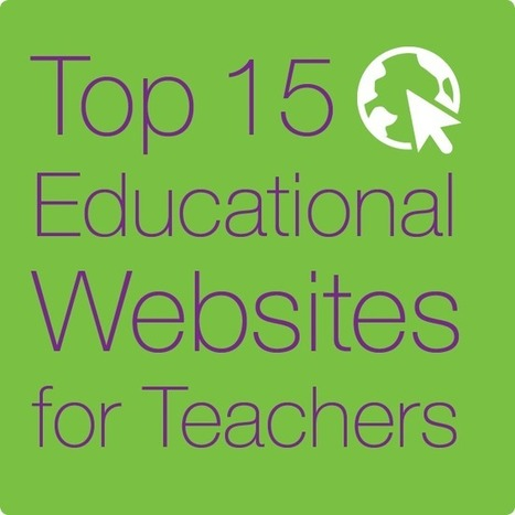 Top 15 Educational Websites for Teachers | Teaching English-My Bits 'n Pieces | Scoop.it
